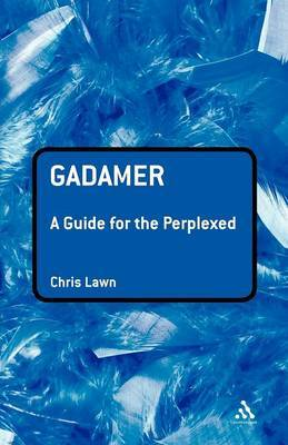 Gadamer by Chris Lawn image