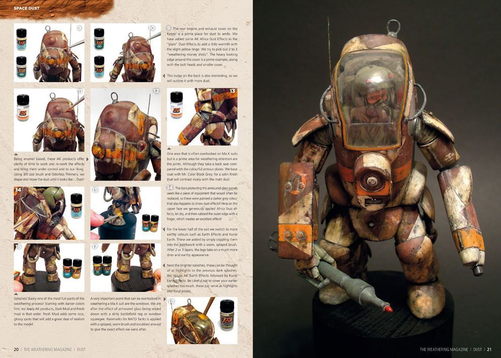 The Weathering Magazine Issue 2: Dust image