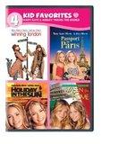 4 Kid Favorites: Mary-kate & Ashley Travel World DVD