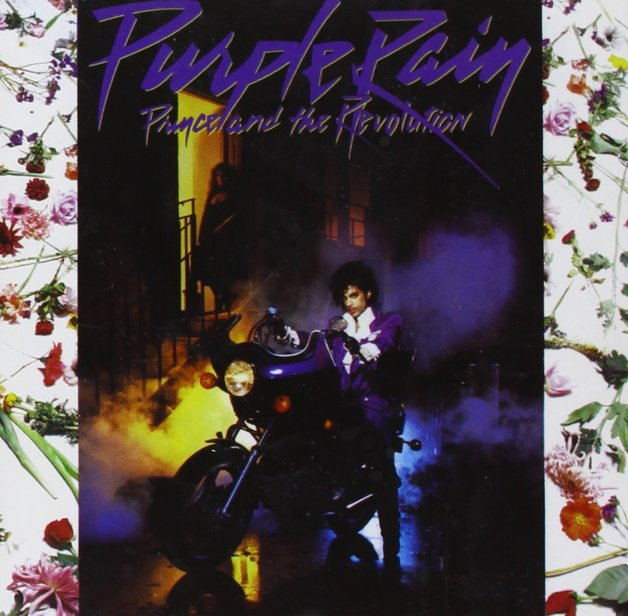 Purple Rain (Soundtrack) by Prince & The Revolution