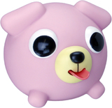Jabber Ball: Pink Dog - Large