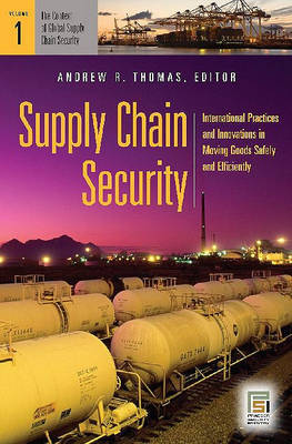Supply Chain Security [2 volumes] by Andrew R Thomas image