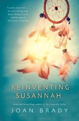 Reinventing Susannah by Joan Brady image