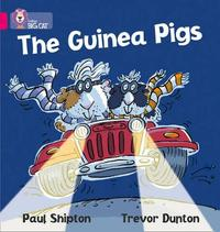 The Guinea Pigs by Paul Shipton image