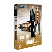 Life On Mars - Series 1 (UK) Collectors Edition (4 Disc Set) on DVD image