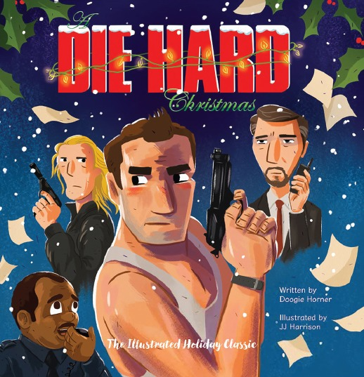Die Hard Christmas by Insight Editions image