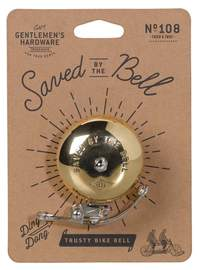 Gentlemen's Hardware Vintage Bicycle Bell