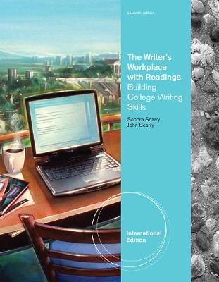 The Writer's Workplace, International Edition by Sandra Scarry image