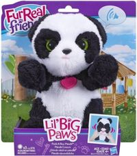 FurReal L'il Big Paws - Panda