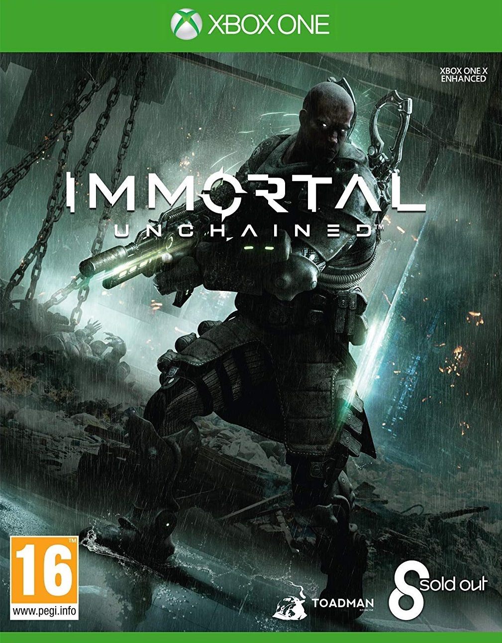 Immortal: Unchained for Xbox One image