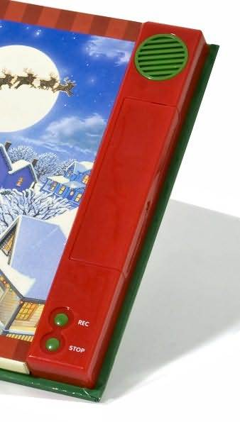Recordable Christmas Books.Record A Story Twas The Night Before Christmas Recordable Book Hardback Clement Clarke Moore