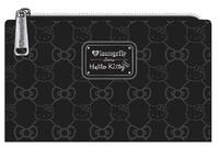 Loungefly: Hello Kitty - Black Bifold Wallet