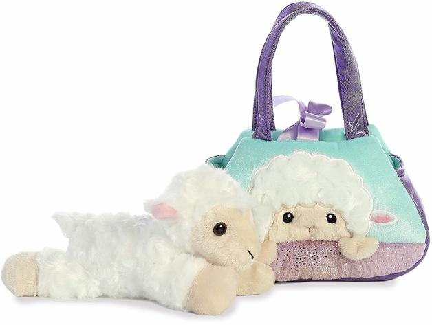 Aurora: Peek-A-Boo- Lamb - Fancy Pals Set