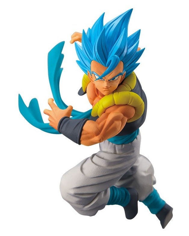 Dragon Ball: Super Saiyan Blue Gogeta - PVC Figure