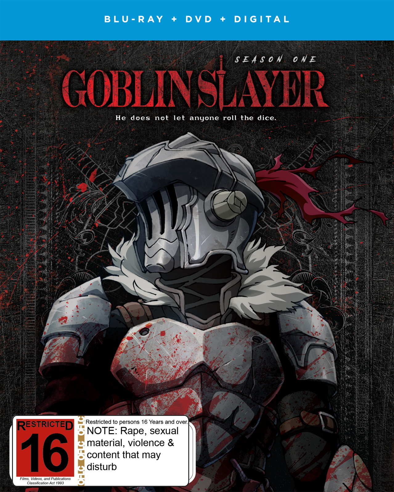 Goblin Slayer - Season 1 DVD/Blu-ray Combo on Blu-ray image