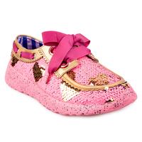 Irregular Choice: Skylar - Pink (Size 39)