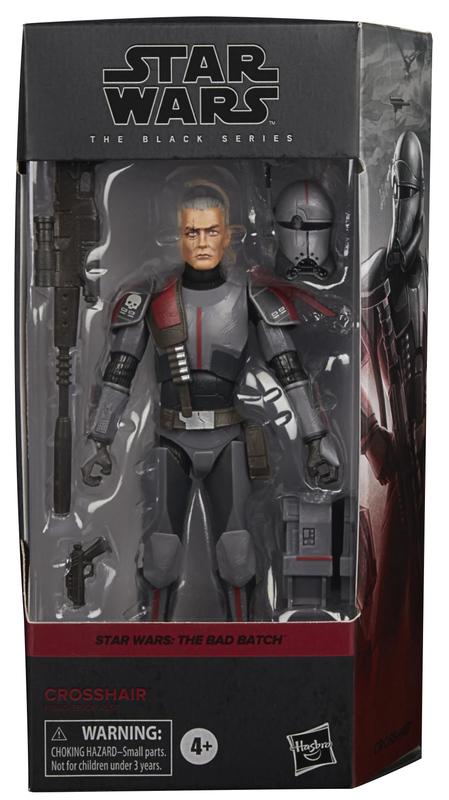 Star Wars The Black Series: Bad Batch Crosshair - Action Figure