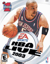 NBA Live 2003 for PC