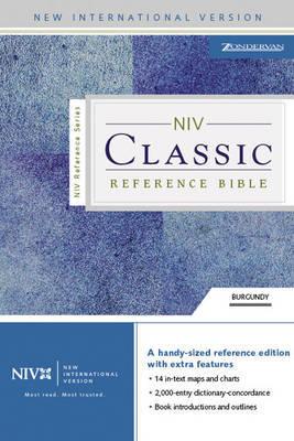 NIV Classic Reference Bible image