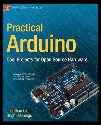 Practical Arduino by Jonathan Oxer image