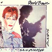Scary Monsters (Blister) [Remastered] by David Bowie