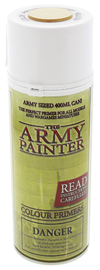 Army Painter Spray Colour Primer - Desert Yellow