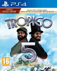 Tropico 5 Limited Edition for PS4