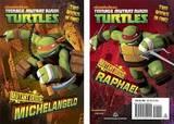 Mutant Origin: Michelangelo/Raphael (Teenage Mutant Ninja Turtles) by Michael Teitelbaum