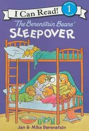 The Berenstain Bears' Sleepover by Jan Berenstain image