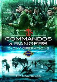 Commandos and Rangers by Tim Saunders image