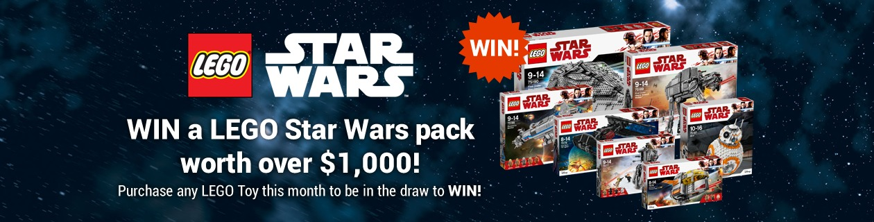 lego SW prize