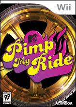 Pimp My Ride for Nintendo Wii
