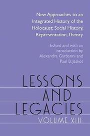 Lessons and Legacies XIII by Alexandra Garbarini