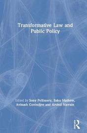 Transformative Law and Public Policy