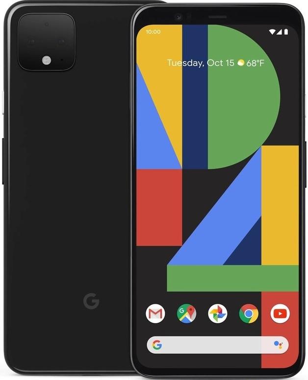 Google Pixel 4 - 64GB (Unlocked) - Just Black
