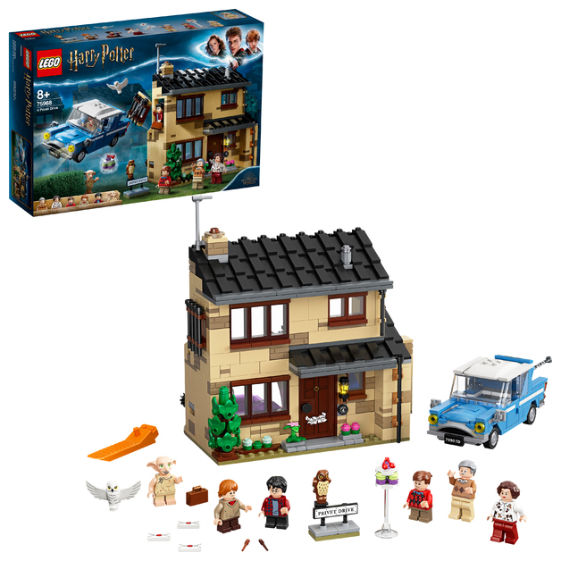 LEGO Harry Potter: 4 Privet Drive - (75968)