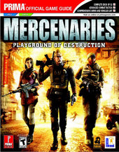 Mercenaries - Prima Official Guide for PS2