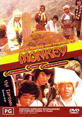 Monkey - Vol 13 on DVD