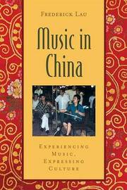 Music in China by Frederick Lau image