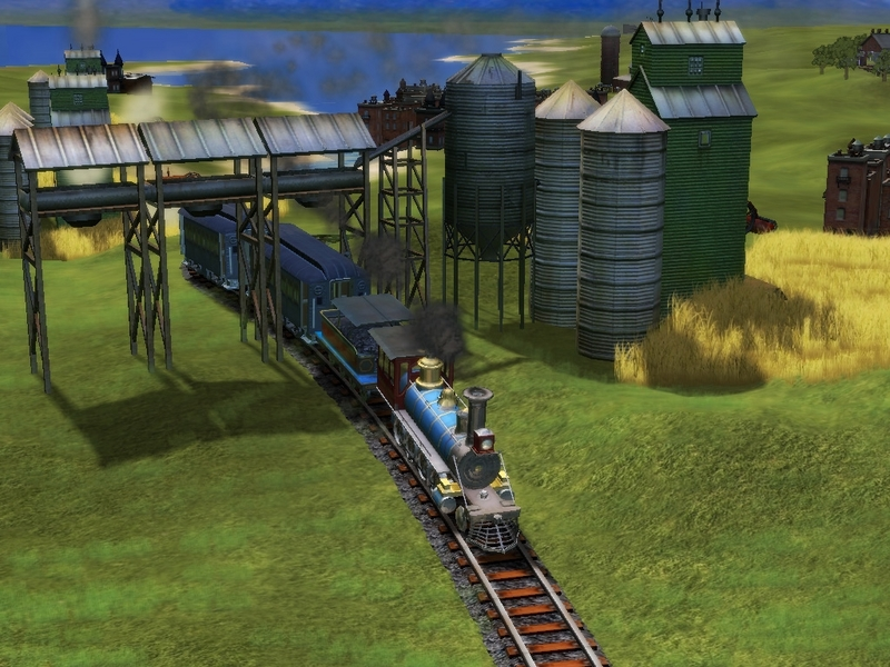 Sid Meier's Railroads! (jewel case packaging) for PC Games image