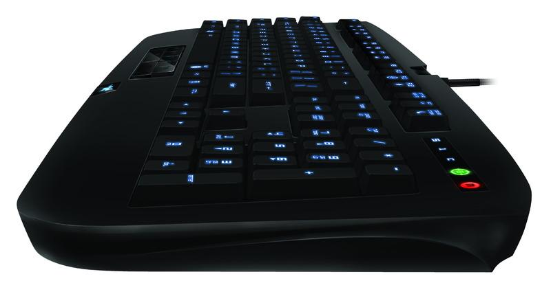 ae00476ab09 ... Razer Anansi Expert MMO Gaming Keyboard for PC image ...
