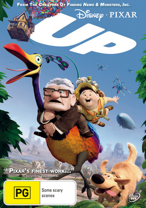 Up on DVD