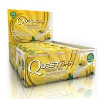 Quest Nutrition - Quest Bar Box of 12 (Lemon Cream Pie)
