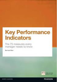 Key Performance Indicators (KPI) by Bernard Marr