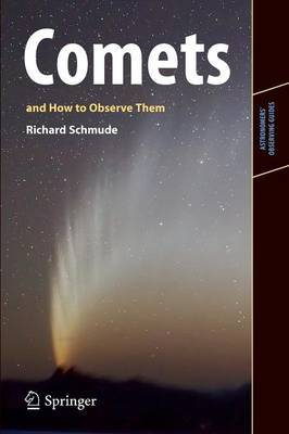 Comets and How to Observe Them by Richard Schmude image