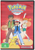 Pokemon: Season 1 - Indigo League Collection 1 (Episodes 1 - 26) on DVD