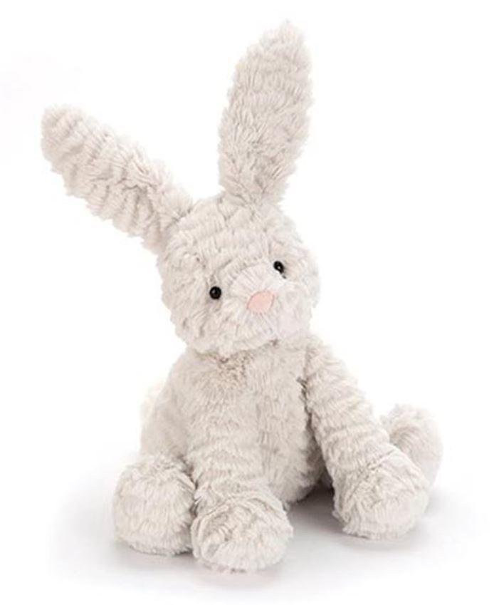 Jellycat: Fuddlewuddle Bunny - Grey image