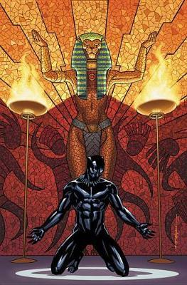 Black Panther Book 4: Avengers Of The New World Part 1 by Ta-Nehisi Coates