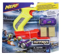 Nerf Nitro: Throttleshot Blitz Starter Pack (Yellow)