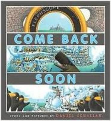 Come Back Soon by Daniel Page Schallau image
